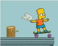 Bart on skate rajzfilm j�t�kok