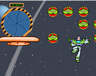 Buzz Lightyear operation alien rescue rajzfilm j�t�kok