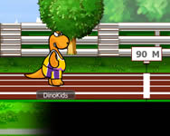 Dino kids athletics rajzfilm j�t�kok