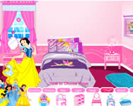 Disney Princess room rajzfilm j�t�kok