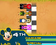 Disney racers j�t�k