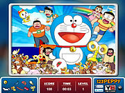 Doraemon hidden objects j�t�k