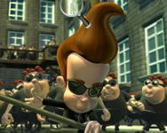 Hidden alphabets - Jimmy Neutron rajzfilm j�t�kok