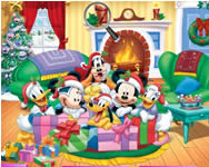 Hidden alphabets Mickey Mouse rajzfilm j�t�kok