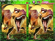 Ice Age dinosaurs spott the difference rajzfilm j�t�kok ingyen