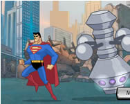 Justice league Superman rajzfilm j�t�k