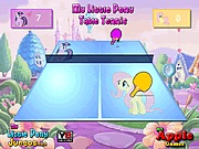 My Little Pony table tennis rajzfilm j�t�kok ingyen