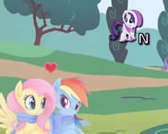My Little Pony typing rajzfilm j�t�kok