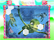 Sammy hexagon puzzle j�t�k