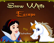 Snow White escape online j�t�k