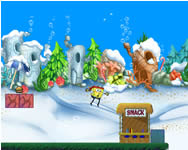 Spongebob super adventure online j�t�k