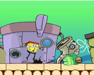 Spongebob super adventure 3 j�t�k