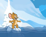 Tom and Jerry ice jump rajzfilm j�t�kok