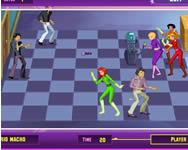 Totally spies spy chess játék