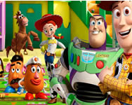Toy Story hidden objects j�t�k